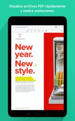 Imágen 11 de Adobe Acrobat Reader: edite, escanee y envíe PDF para android