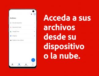 Screenshot 9 de Adobe Acrobat Reader: edite, escanee y envíe PDF para android
