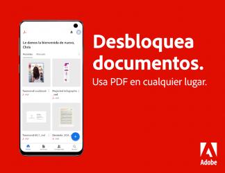 Imágen 2 de Adobe Acrobat Reader: edite, escanee y envíe PDF para android