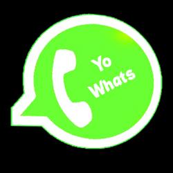 Captura de Pantalla 1 de YO Whats plus V14 2021 para android
