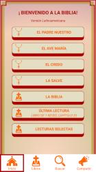 Captura 3 de La Biblia Pastoral Latinoamericana para android