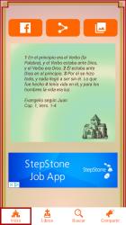 Captura 8 de La Biblia Pastoral Latinoamericana para android