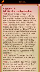 Screenshot 5 de La Biblia Pastoral Latinoamericana para android