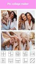 Captura 4 de Maquillaje & Editor de fotos, Filtros Fotos Camara para android