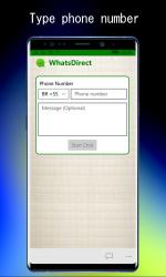 Imágen 1 de WhatsDirect para windows