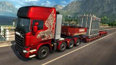 Screenshot 2 de Euro Truck Simulator 2 para windows