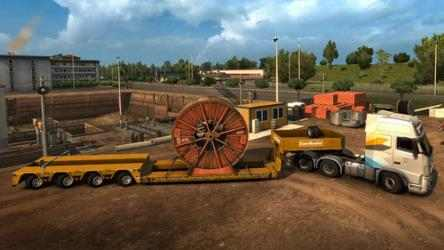 Captura de Pantalla 3 de Euro Truck Simulator 2 para windows