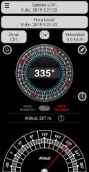 Captura 2 de Satélite Check- GPS estado y navegación para android