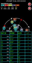 Captura 8 de Satélite Check- GPS estado y navegación para android