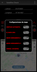 Imágen 4 de Satélite Check- GPS estado y navegación para android