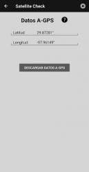 Screenshot 5 de Satélite Check- GPS estado y navegación para android