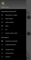 Captura de Pantalla 6 de Satélite Check- GPS estado y navegación para android