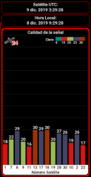 Captura de Pantalla 14 de Satélite Check- GPS estado y navegación para android