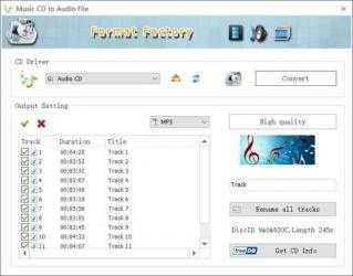 Screenshot 5 de FormatFactory para windows