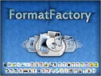 Imágen 1 de FormatFactory para windows