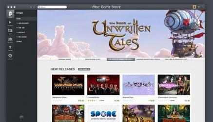 Captura de Pantalla 4 de Mac Game Store para mac