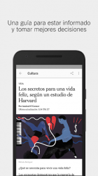 Screenshot 4 de NYTimes en Español para android
