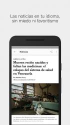 Captura 2 de NYTimes en Español para android