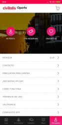 Captura de Pantalla 7 de Guía de Oporto de Civitatis para android