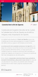 Captura de Pantalla 8 de Guía de Oporto de Civitatis para android