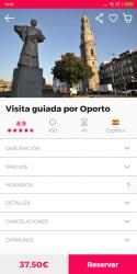 Captura de Pantalla 9 de Guía de Oporto de Civitatis para android