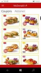Screenshot 1 de Fast Food Coupons para windows