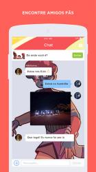 Captura de Pantalla 5 de Steven Universe Amino PT/BR para android