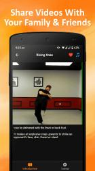 Captura de Pantalla 8 de Jeet Kune Do Training - Offline & Online Videos para android