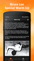 Captura 11 de Jeet Kune Do Training - Offline & Online Videos para android