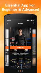 Captura 4 de Jeet Kune Do Training - Offline & Online Videos para android