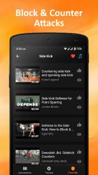 Captura 9 de Jeet Kune Do Training - Offline & Online Videos para android