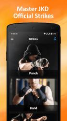 Screenshot 5 de Jeet Kune Do Training - Offline & Online Videos para android