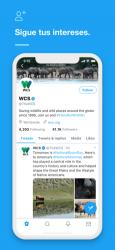 Screenshot 2 de Twitter para iphone