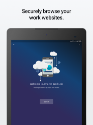 Screenshot 9 de Amazon WorkLink para android