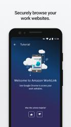 Captura 5 de Amazon WorkLink para android