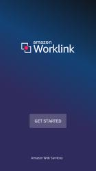 Captura de Pantalla 2 de Amazon WorkLink para android