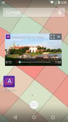 Screenshot 3 de Awesome Pop-up Video para android