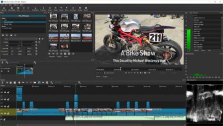 Screenshot 1 de Shotcut para windows