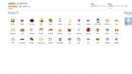 Captura de Pantalla 1 de Justdial (JD) para windows