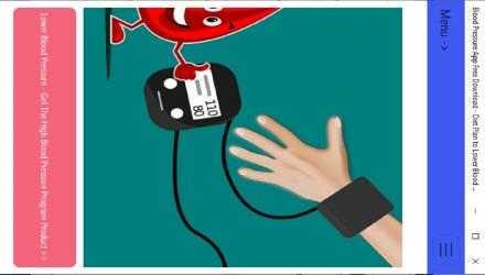 Screenshot 7 de Blood Pressure App Free Download - Diet Plan to Lower Blood Pressure para windows