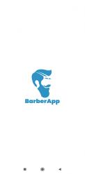 Captura de Pantalla 2 de BarberApp para android