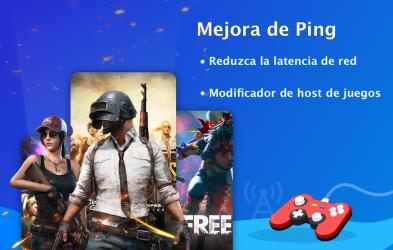 Captura de Pantalla 5 de VPN Tomato gratis | Veloz proxy VPN hotspot gratis para android