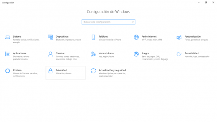 Captura de Pantalla 1 de Paquete de experiencia local en español (España) para windows