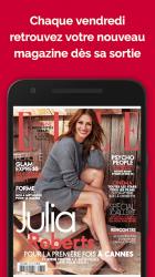 Screenshot 2 de ELLE Magazine para android
