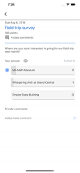 Imágen 3 de Google Classroom para iphone