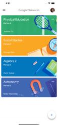 Imágen 1 de Google Classroom para iphone