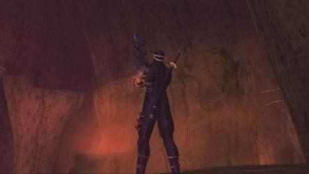 Screenshot 1 de Ninja Gaiden Black para windows