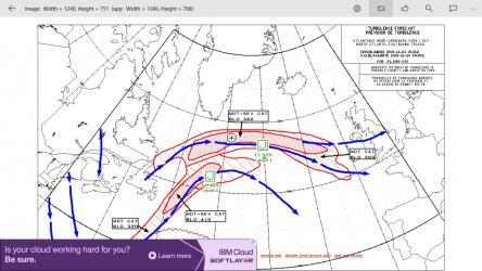 Screenshot 7 de Meteorológico Satélite - Viento Huracán Tifón Tornado Niebla Niebla para windows