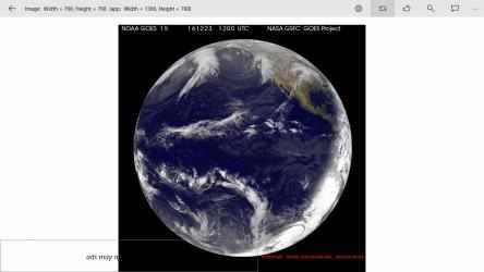 Captura de Pantalla 5 de Meteorológico Satélite - Viento Huracán Tifón Tornado Niebla Niebla para windows