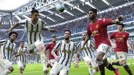 Captura de Pantalla 3 de eFootball PES 2021 SEASON UPDATE JUVENTUS EDITION para windows